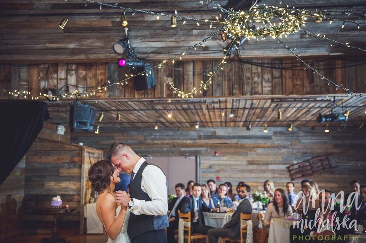 First Dance at Cornerstone Theatre, Canmore, AB