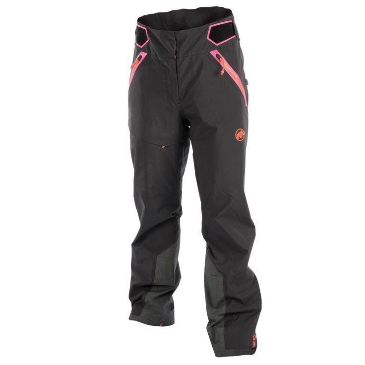 Mittellegi Pro Pants Woman, Dámské outdoor kalhoty Mammut | Hudy.cz