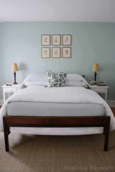 17 best ideas about gray green paints on pinterest - Best bedroom paint colors benjamin moore ...