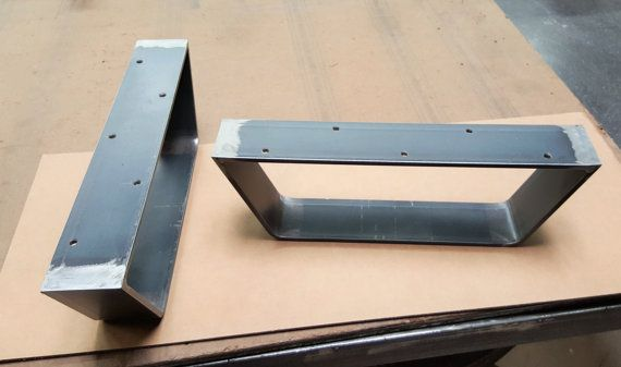 Coffee Table Metal Legs Model FCB05 Industrial Legs