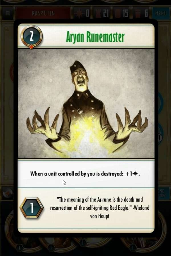 Cabals - The Card Game free to play f2p mmo game Browser Based