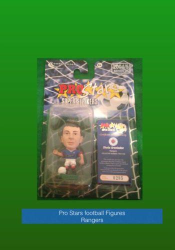 Football-Mini-Figure-Corinthinas-Pro-Stars-2004-Series-27-Rangers-Averladze
