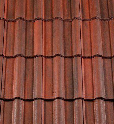 Redland 50 Double Roman Roof Tiles
