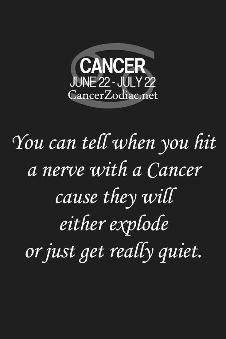 Cancer Facts at CancerZodiac.net