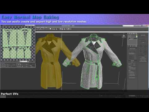 Marvelous Designer Demo Video - YouTube