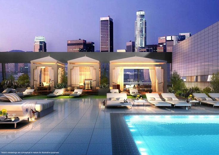 26 best images about new house pool deck on pinterest for Penthouses for sale los angeles