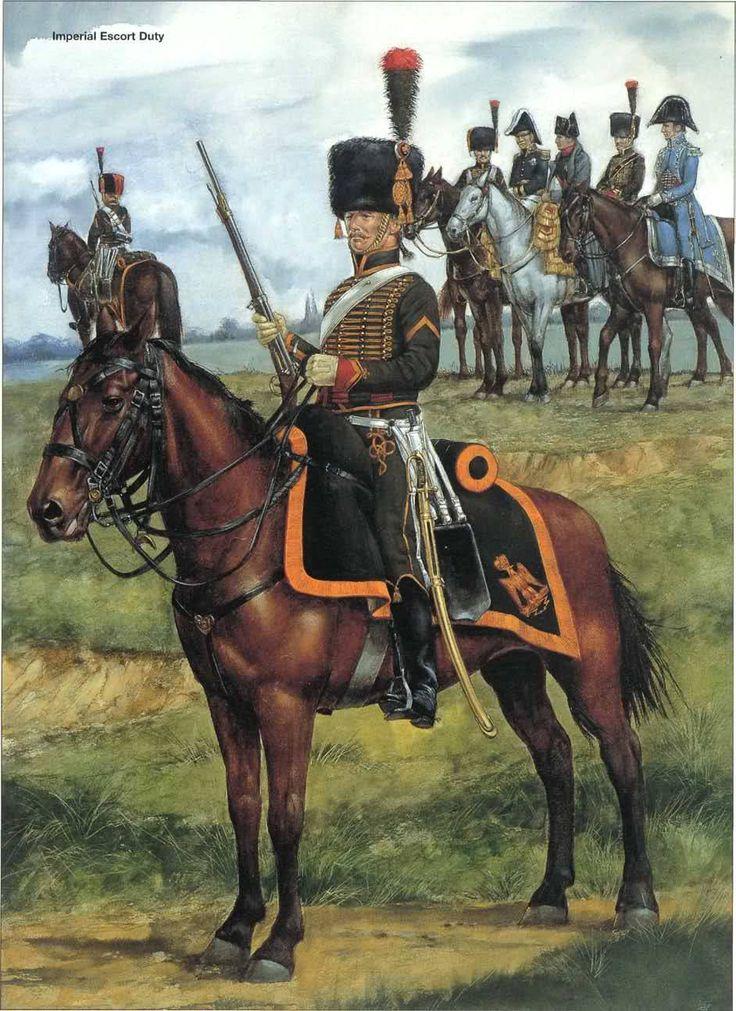 Cazador de la Guardia  Más en www.elgrancapitan.org/foro