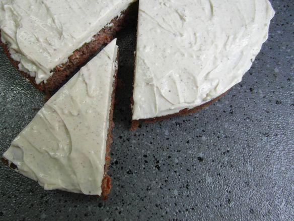 Cheap Paleo Carrot Cake