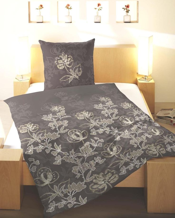 43 besten bettw sche bilder auf pinterest braun biber. Black Bedroom Furniture Sets. Home Design Ideas
