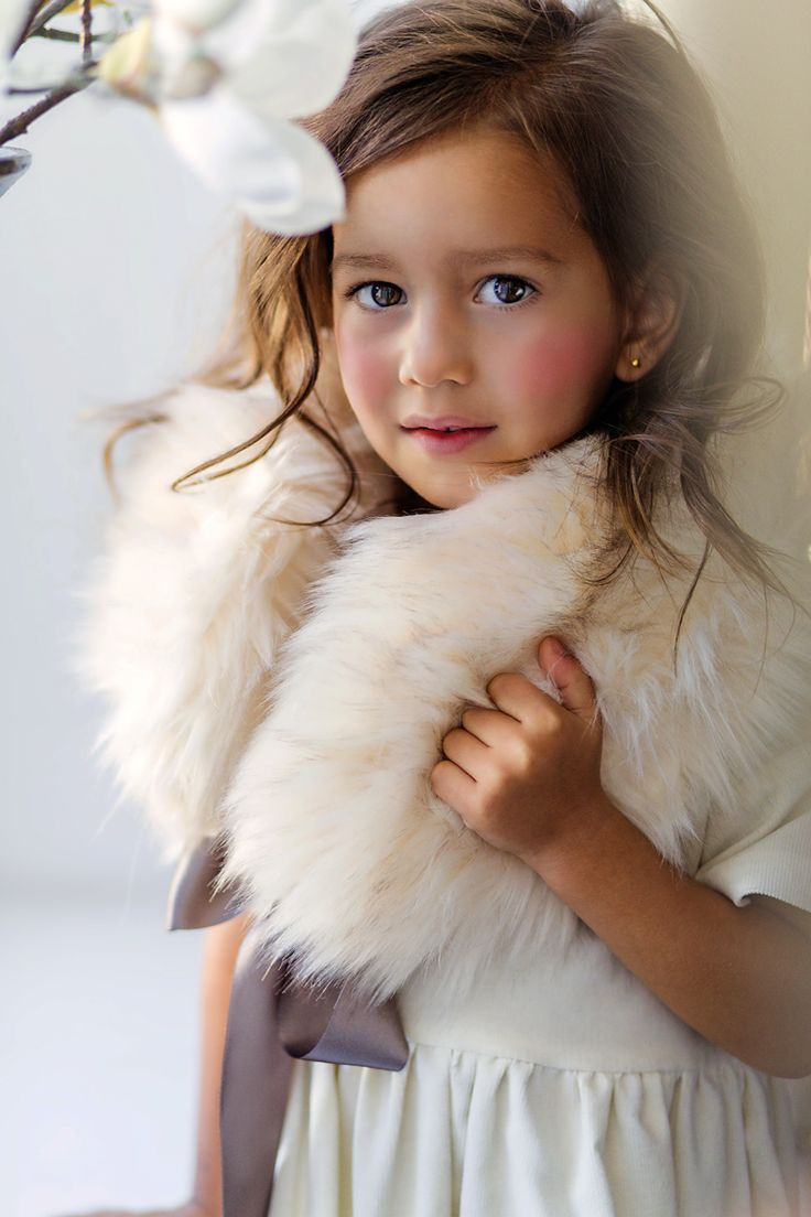 ALALOSHA: VOGUE ENFANTS: Must Have of the Day: Classy and timeless appeal with Amelie et Sophie luxury high-end kidswear brand