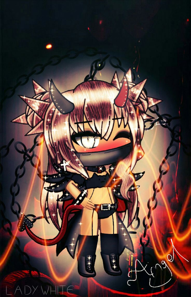 Pin by Santa on Gacha edits Cute anime chibi, Cute anime