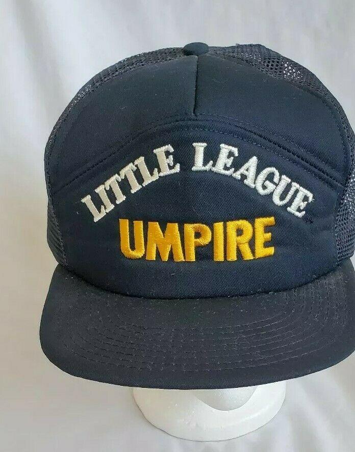 Baseball Trucker Cap Little League Umpire Vintage Adjustable Navy Snapback Lionwear Trucker Womens Baseball Cap Navy Snapback Trucker Cap
