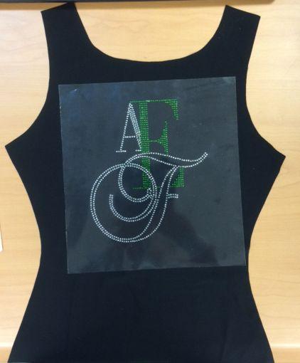 Emerald City Gymnastics Academy - custom leotard for the #charitychoice invitational in Tacoma,WA   #customleotard #gymnastics #leotard