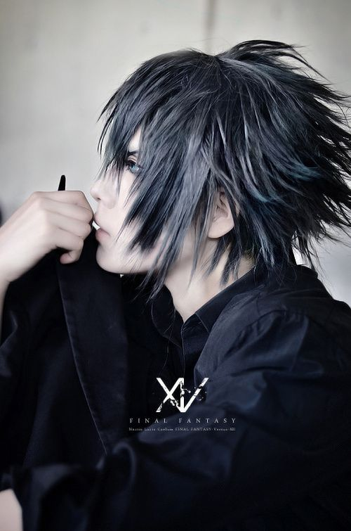 This is the best noctis cosplay i have ever seen. FINALFANTASY XV | Noctis Lucis Caelum