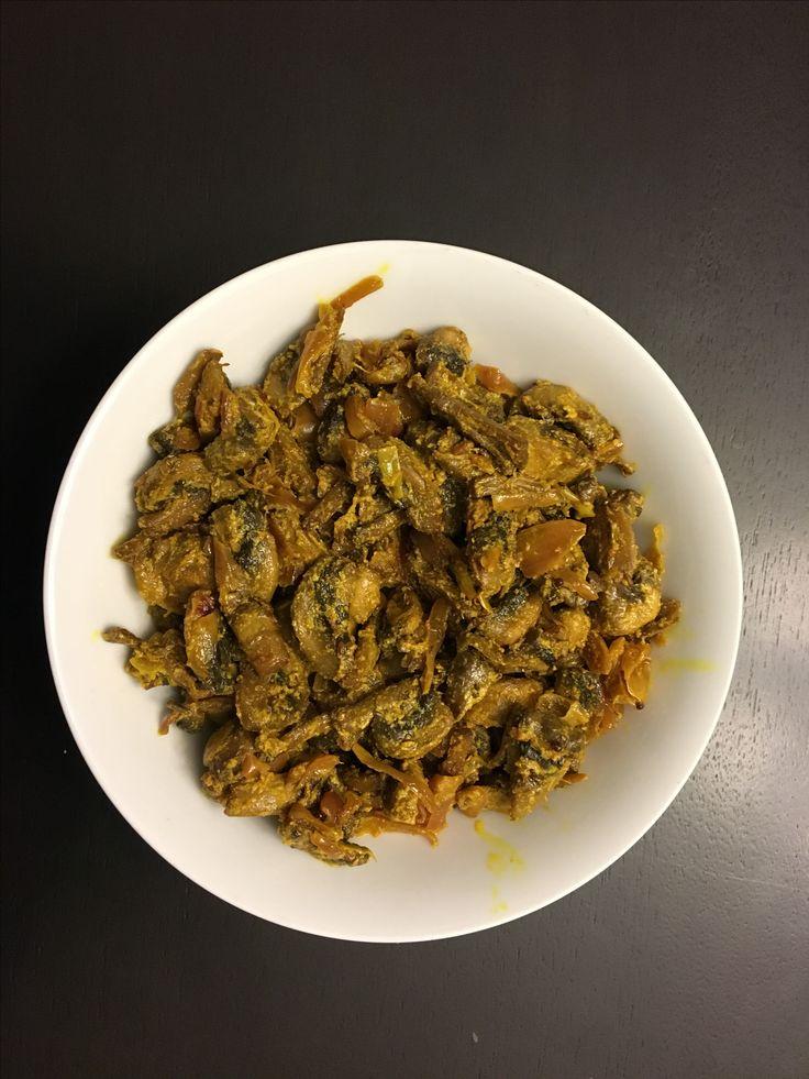 Mushroom Kichdi