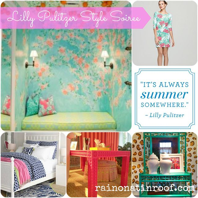 17 best images about lilly pulitzer inspired decor on
