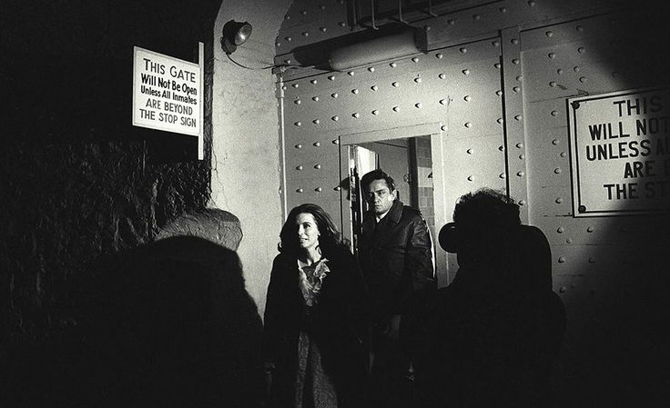 Johnny Cash at San Quentin Prison