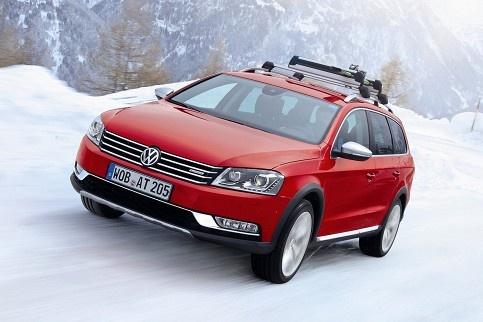 Als Alltrack trotzt VWs Passat der Langeweile