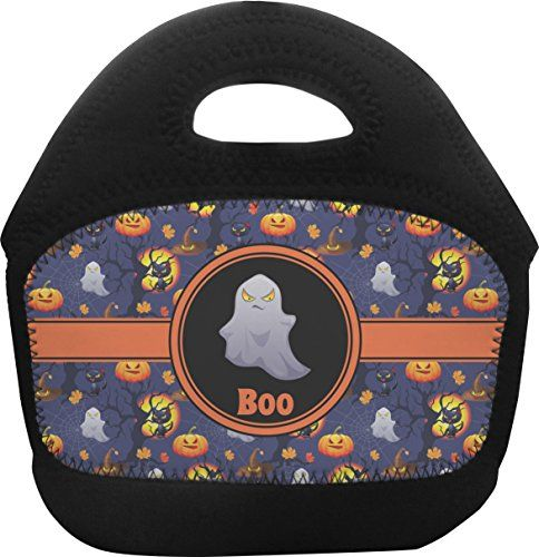Halloween Night Kids Lunch Bag (Personalized) @ niftywarehouse.com #NiftyWarehouse #Halloween #Scary #Fun #Ideas