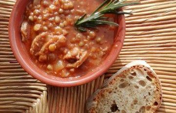 Lenticchie e salsicce