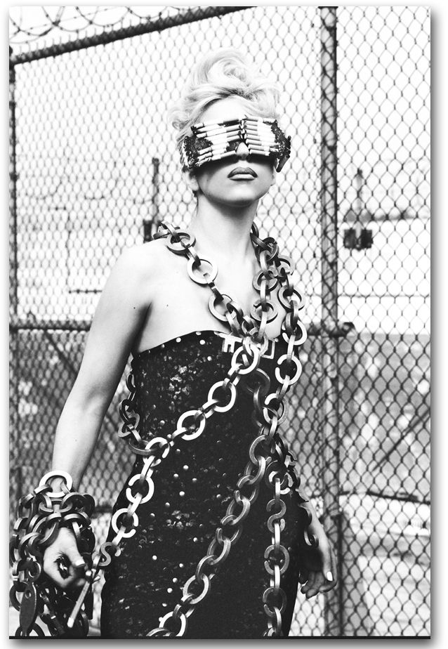 Lady Gaga Poster Promo $9.84 #LadyGaga #BornThisWay #MonsterBall