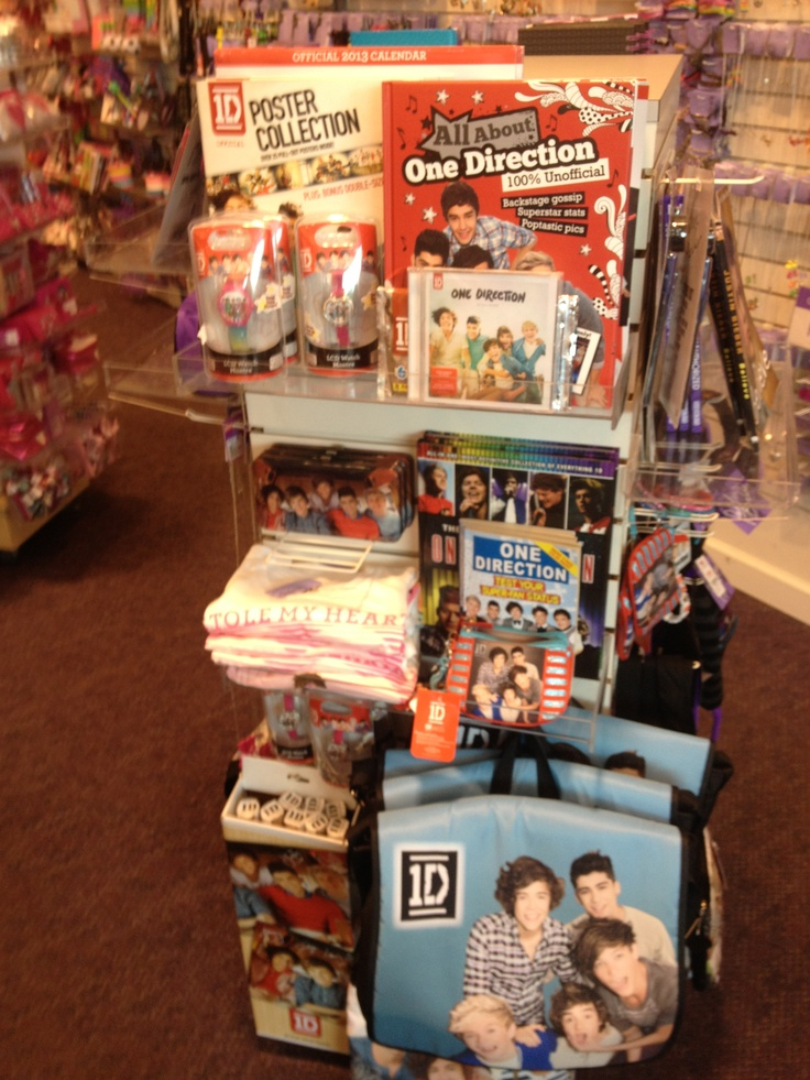 best running shoes for pronation 1D rack at Claire39s  one direction