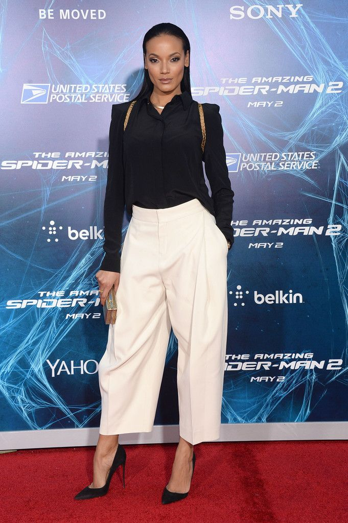 Selita Ebanks Photos - 'The Amazing Spider-Man 2' Premiere — Part 2 - Zimbio