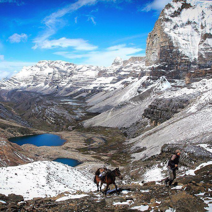 Sierra de El Cocuy por Steve Behaeghel #colombia @MagiaSalvaje