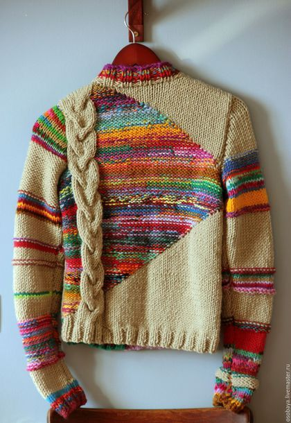 Knitting Sweater Tutorial : Best images about knitted crocheted on pinterest