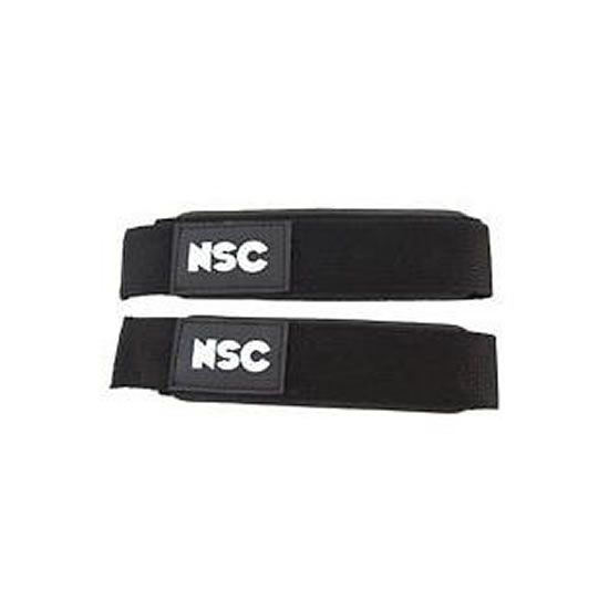 NSC Padded Deadlift Straps
