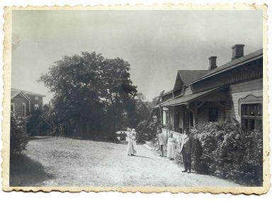 Nihattula, elämää taloissa