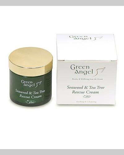 Green Angel Skincare - Teatree & Rescue Cream - Made in Ireland