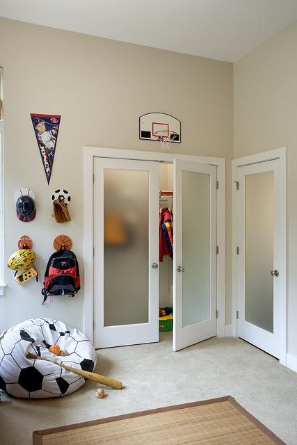 Kids Room With Custom JELD WEN Interior Door By JELD WEN Windows U0026 Doors