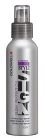 Goldwell Straight Sleek Perfection Thermal Spray Serum 100ml great when flat ironing !!