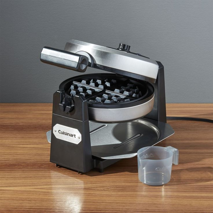 Cuisiniart ® Belgian Waffle Maker - Crate and Barrel
