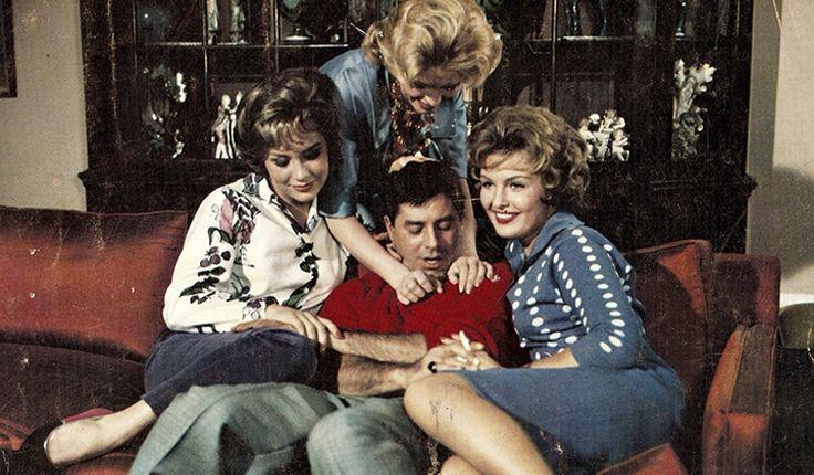 """""""Le Tombeur de ces dames"""" de Jerry Lewis, programmé le dimanche 12 novembre à 17h"""