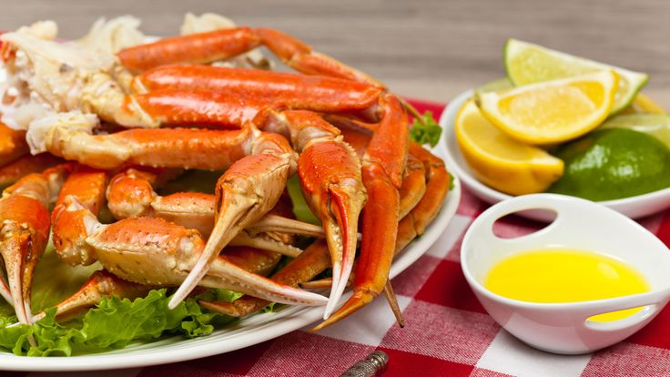 Catch of the Day: Private Cabin Cruiser, Crabbing & Seafood Feast Prime Rib Dinner, Luxury Cruise Lines, Achiote, Chicharrones, Crab Legs, Celebrity Cruises, Shore Excursions, Seafood Dishes, Shrimp