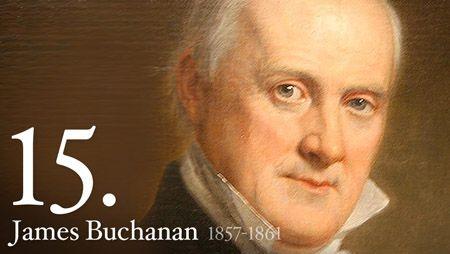 Photo of James Buchanan