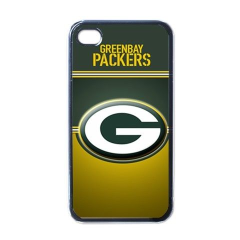 Apple iPhone Case - NFL Greenbay Packers - iPhone 4 Case Cover