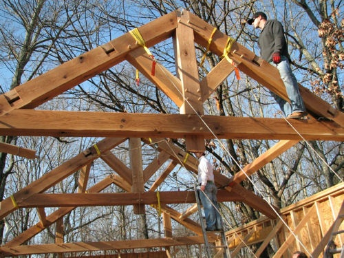 1000 images about trusses on pinterest roof structure for Pre engineered trusses