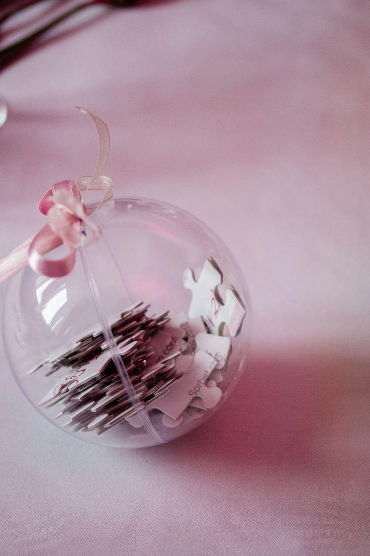 Les 25 meilleures id es de la cat gorie f te cendrillon sur pinterest anniversaire de - Cadeaux invites mariage fait maison ...