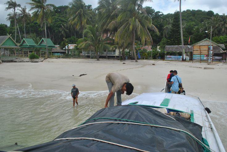 https://flic.kr/p/DT9iMA | Merapat di Pulau Berhala | Pulau Berhala