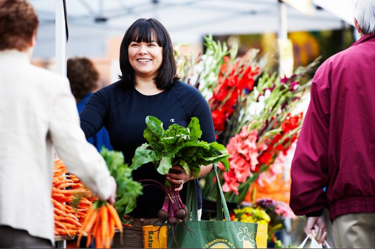 City Market Downtown named 'Best Farmers' Market' by National Geographic Traveler #Edmonton #FarmersMarket