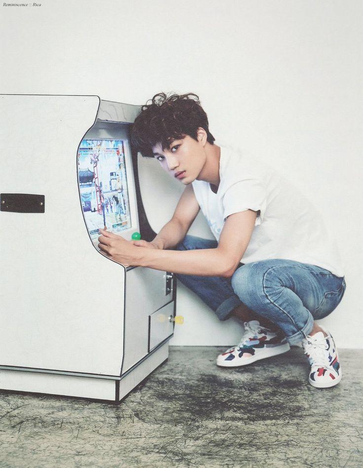 [SCAN] EXO 2016 Season's Greetings Global Vers. - Kai (cr:reminiscence_cy)