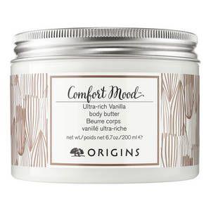 Comfort Mood Ultra rich Vanilla Body Butter - Masło do ciała marki Origins na Sephora.pl