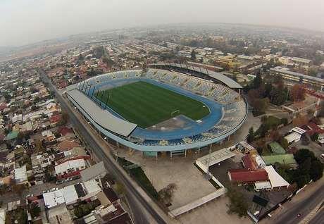 Estadio El Teniente, Rancagua.