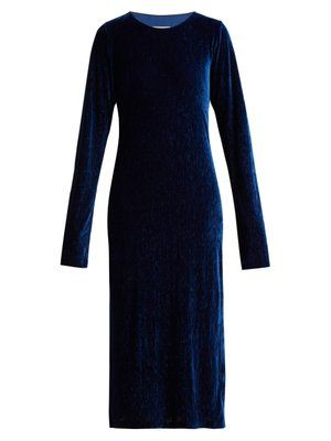 f9be49524 Velvet dress | MM6 Maison Margiela | MATCHESFASHION.COM US | fashion ...