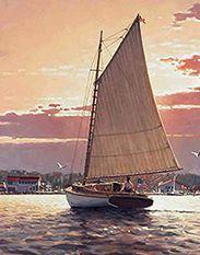 Wedding & Boating Charters in Chesapeake Bay - St. Michaels MD   Sail Selina II