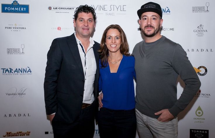 © Nacho Vaquero. De izquierda a derecha: David Seijas, Gloria Vallès y Josep Armenteros.