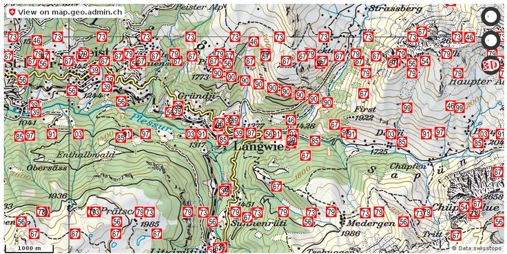 Arosa GR Luftbilder drohne http://ift.tt/2zCnp4F #geoportal #schweiz